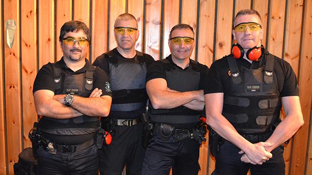 La Policía Local, tercera de la provincia en Tiro