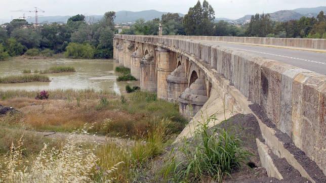 Puente de Alcolea, donde se libró la batalla del 7 de junio de 1808