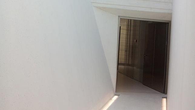 Espacio del nuevo edificio del Centro Lorca en Granada