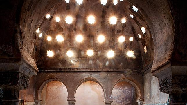 Baño de Comares de la Alhambra
