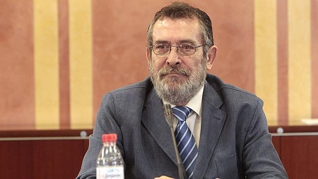 Rivas, en una comparecencia cuando era delegado de Empleo