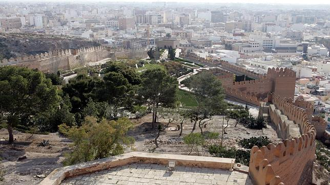 La Alcazaba de Almería servirá de escenario en el rodaje de «Juego de Tronos»