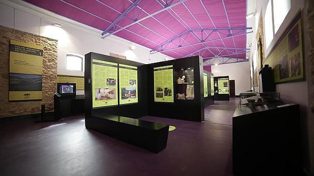 Instalaciones del interior del Centro de Interpretación
