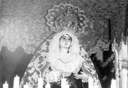 Madre de Dios de la Palma, imagen atribuida a Manuel Gutiérrez Reyes-Cano. Archivo