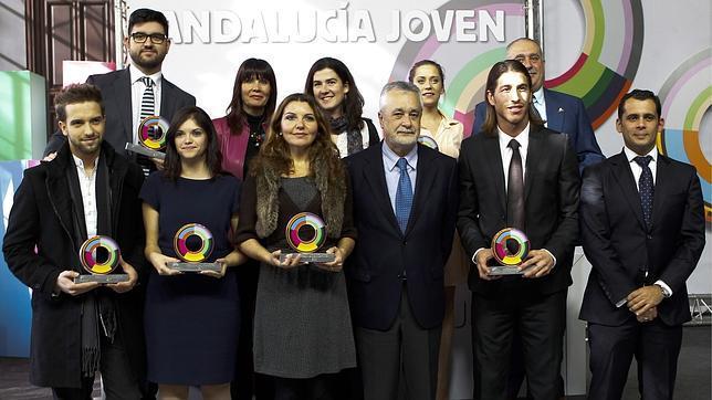 El Instituto Andaluz de la Juventud hace entrega de los Premios Andalucía Joven