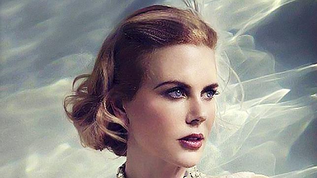 Nicole Kidman se convierte en Grace Kelly