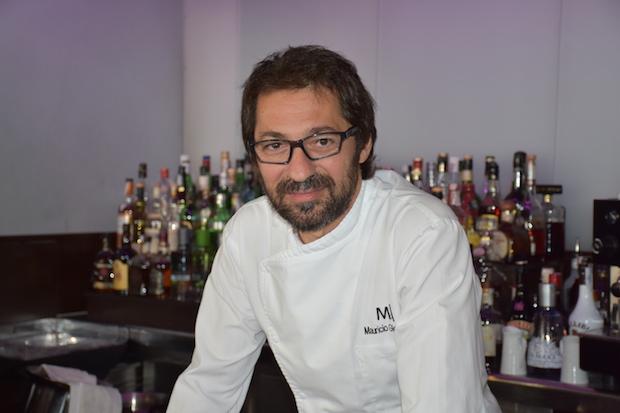 Mauricio Giovanini en Messina