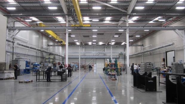 El parque logístico acoge por ahora a empresas de gran tamaño que suman 700 trabajadores