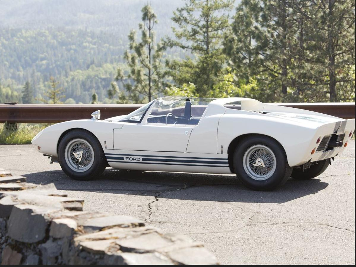 Ford GT40 Roadster Prototype