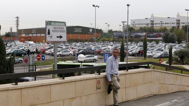 Aparcamientos del Hospital Reian Sofía de Córdoba