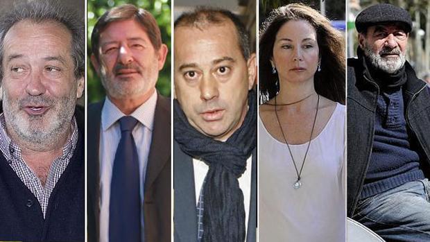 Alguno de los protagonistas del caso ERE