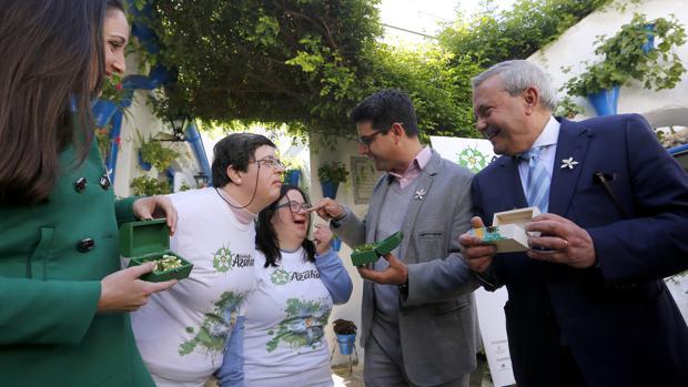 Presentación de la campaña «Córdoba en azahar» 2018