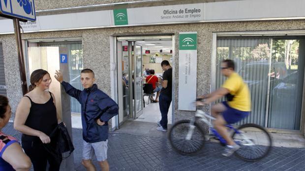 Córdoba tiene la segunda tasa más alta de paro a nivel nacional