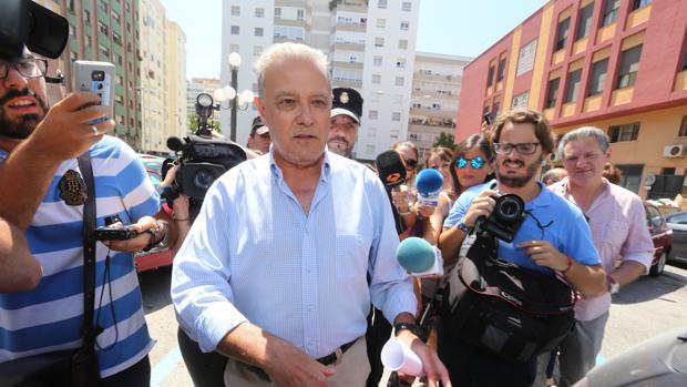 El exconsejero y empresario Ángel Ojeda