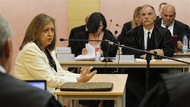 La exdirectora Mar Villafranca, hoy investigada por corrupción, denunció el caso Alhambra.