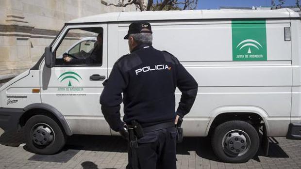 La Policía le pilló con una menor en un paraje de Málaga SUR