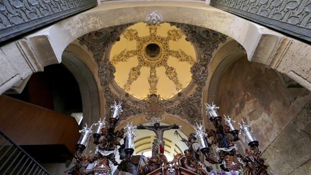 La Agonía, en la Catedral