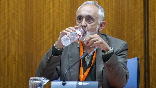 Fernando Villén Rueda, exdirector general de la Faffe