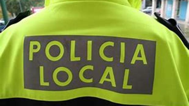 Un agente de la Policía Local de Tarifa