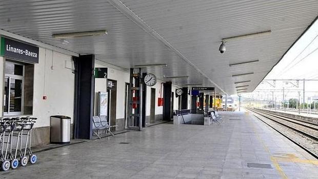 Estación Linares-Baeza, principal espacio ferroviario de Jaén