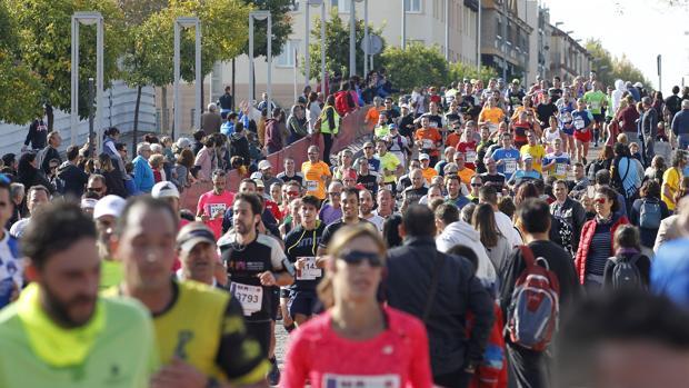 Media Maratón de Córdoba