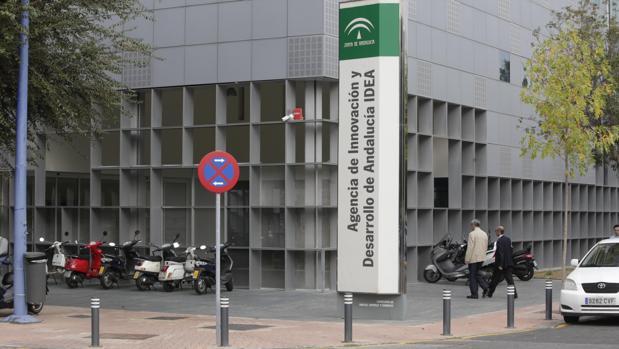 Sede de la Agencia IDEA de la Junta de Andalucía en Sevilla