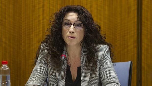 La conseejra de Igualdad, Rocío Ruiz