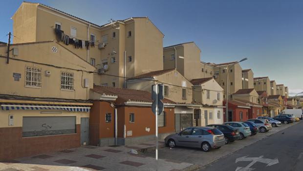 Los hechos han ocurrido en la barriada de García Grana en Málaga