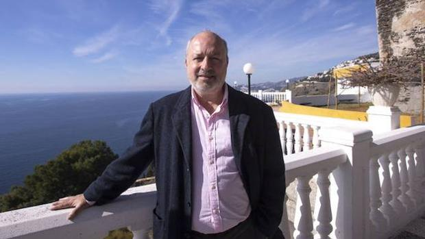 El empresario de Salobreña y nuevo presidente interino de Vox en Granada, Manuel Martín.