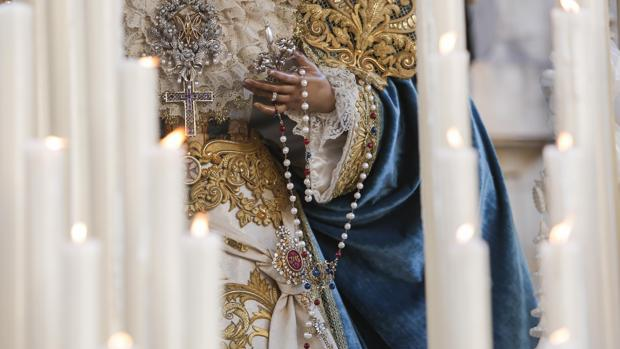 La Virgen de la Trinidad
