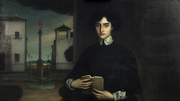 «Flor de Santidad» en el Museo Romero de Torres