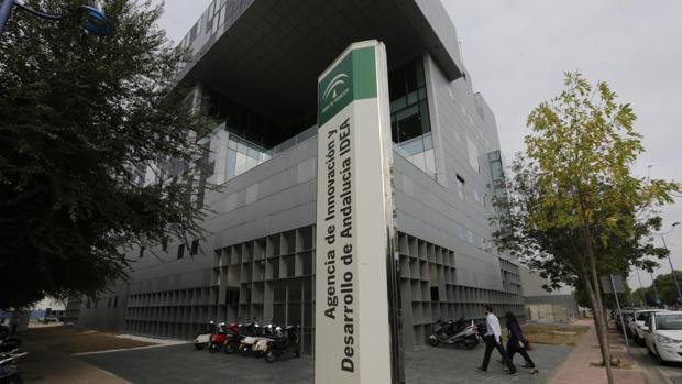 Sede central de la Agencia IDEA de la Junta de Andalucía en Sevilla