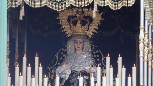 Virgen del Mayor Dolor de Córdoba
