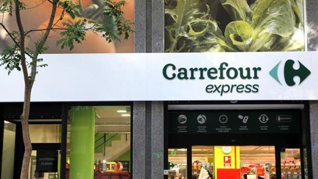 Carrefour Express y Día buscan cajeros-reponedores para Córdoba