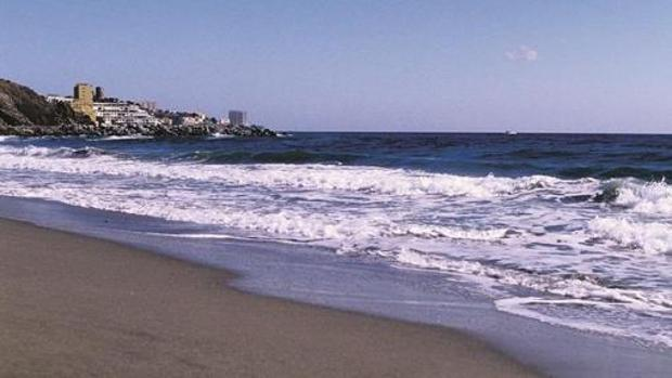 Playa de Tajo de la Soga