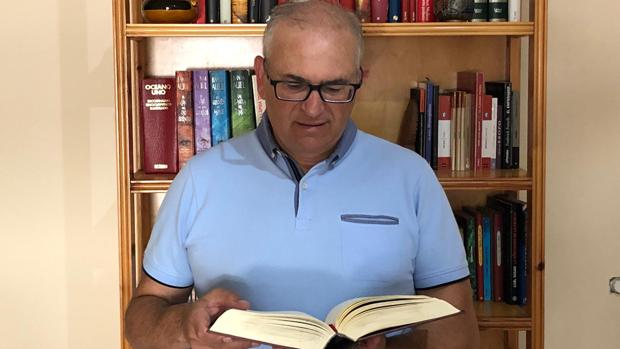 Manuel Parras, presidente del Consejo Económico y Social (CES)