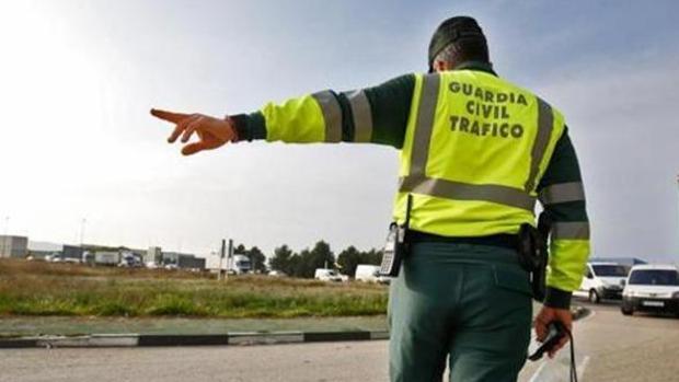 El agente está en las patrullas de tráfico de Antequera