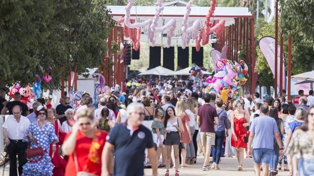 Feria del Valle de Lucena en su última edición de 2019