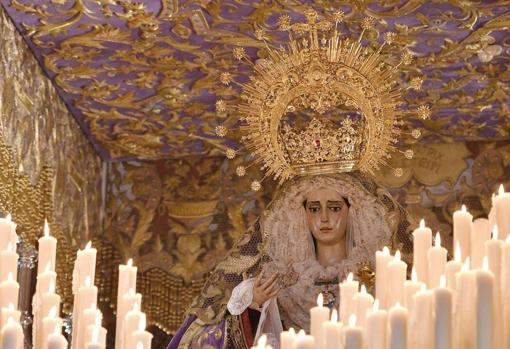Virgen de Consolación y Lágrimas