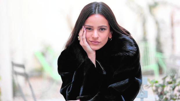 La cantaora catalana Rosalía