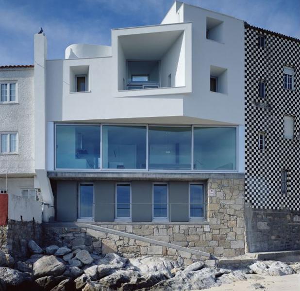 Su casa privada en Corrubedo (La Coruña)