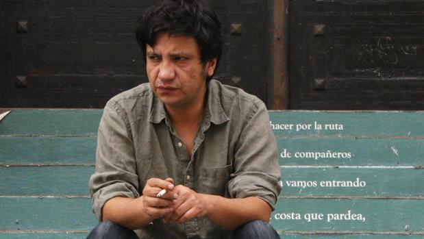El escritor chileno Alejandro Zambra