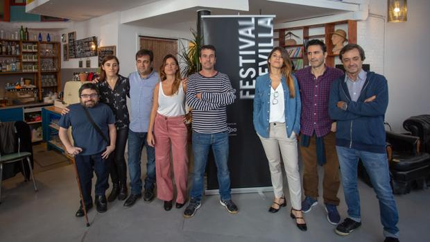 Los ocho directores andaluces que concurrirán al festival