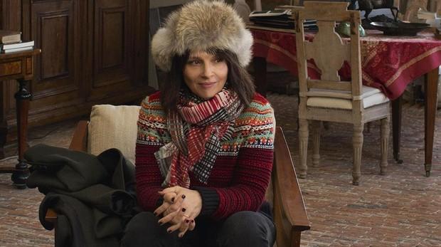 Juliette Binoche protagoniza «Non-Fiction», de Olivier Assayas, que inaugura el festival