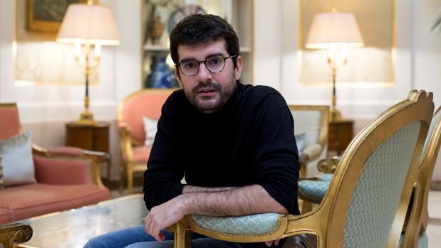 El escritor Marc Artigau, premio Josep Pla