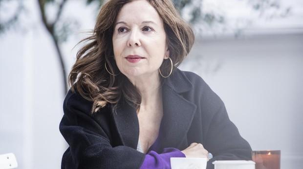 La galerista Elba Benítez