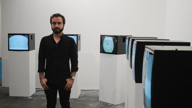 Francisco Fino, director de la galería lisboeta Fino