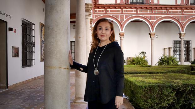 La directora del Museo de Bellas Artes, Valme Muñoz