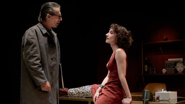 Joaquín Noguero y Eva Rufo