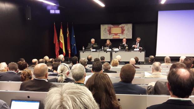 Sesión inaugural del I Congreso Internacional de la Armada española de 1588 y la Contra Armada inglesa de 1589